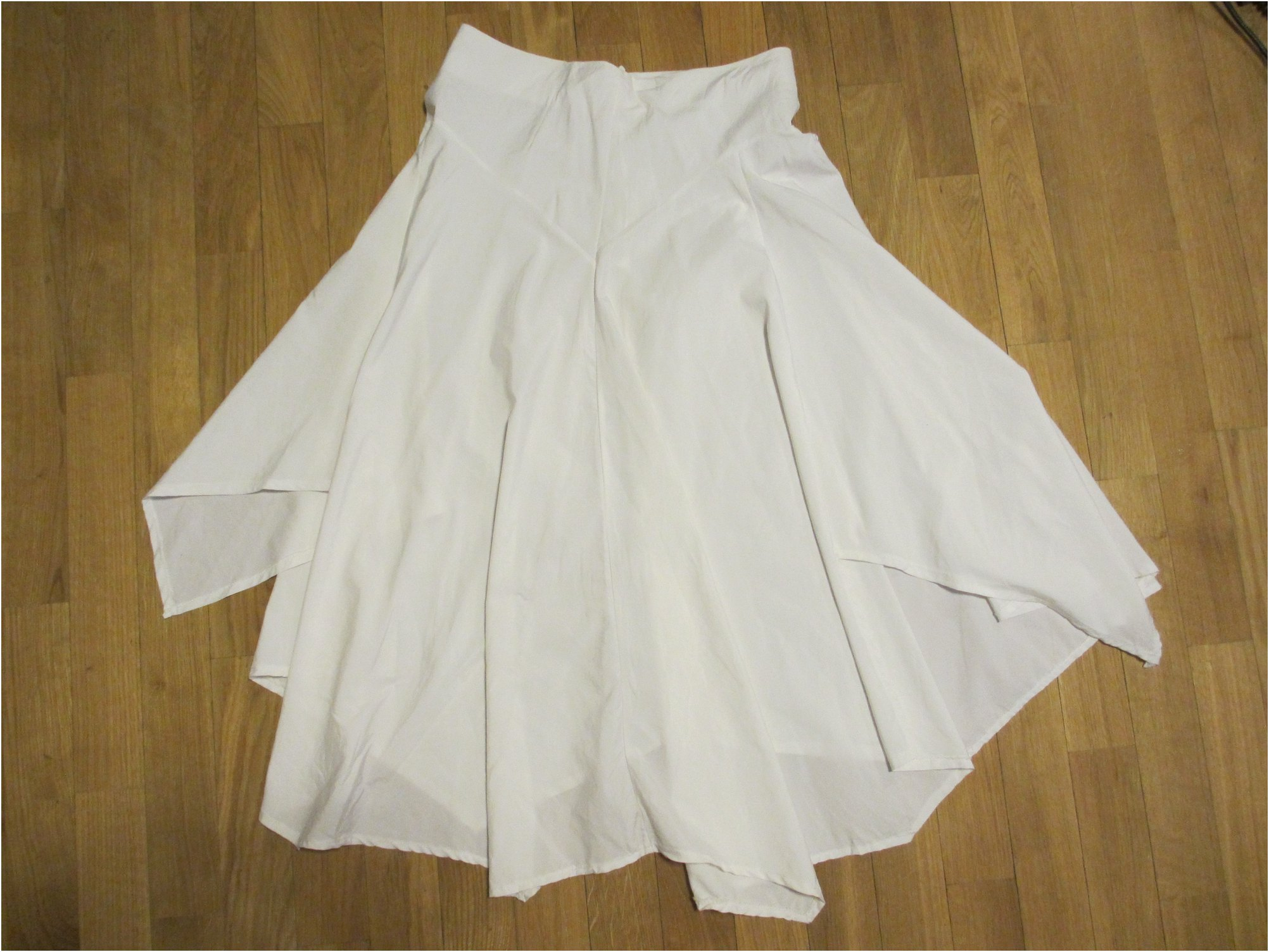 Белая юбка алиэкспресс