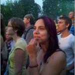 Концерт в Зеленом Театре ВДНХ