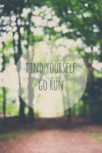 find-yourself--go-run-fine-art-inspirational-quote-forest-nature-photograph-laura-evans