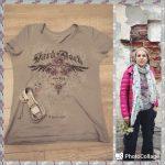 4/33 футболки: роковые розы