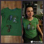 5/33 футболки: Бель и Десятый