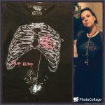 9/33 футболки: настоящая любовь