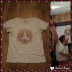 12/33 футболок: котик с хорошей кармой