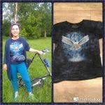 54/33 футболки: футболка для забывчивых виккан
