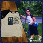 55/33 футболки: doctor who wedding style