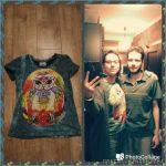 56/33 футболки: йогосова
