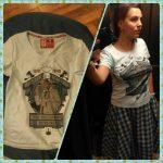 61/33 футболки: М. Булгаков